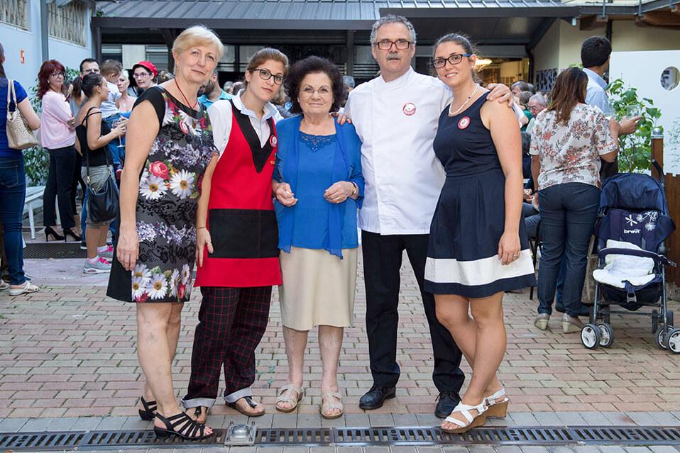 Famiglia Timballo Gelateria Timballo Fiordilatte Udine