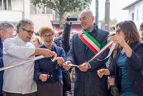 Inaugurazione 2020 Gelateria Timballo Fiordilatte Udine