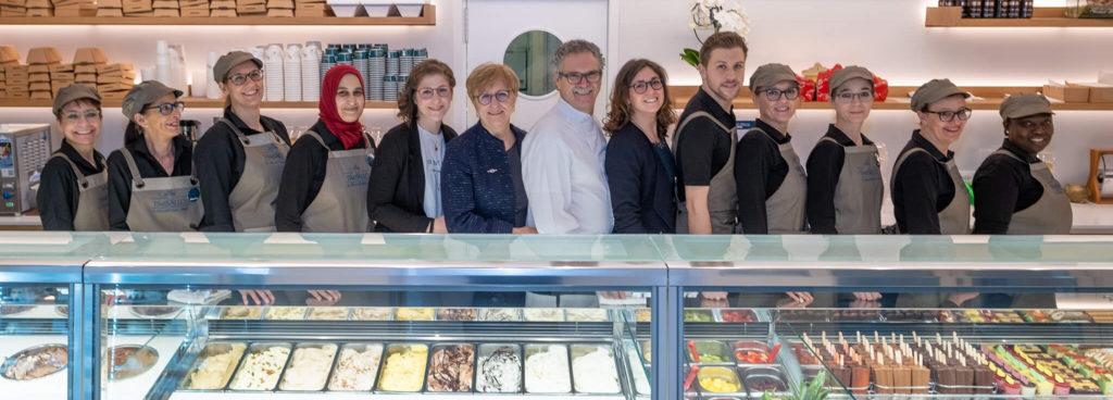Staff 2020 Gelateria Timballo Fiordilatte Udine