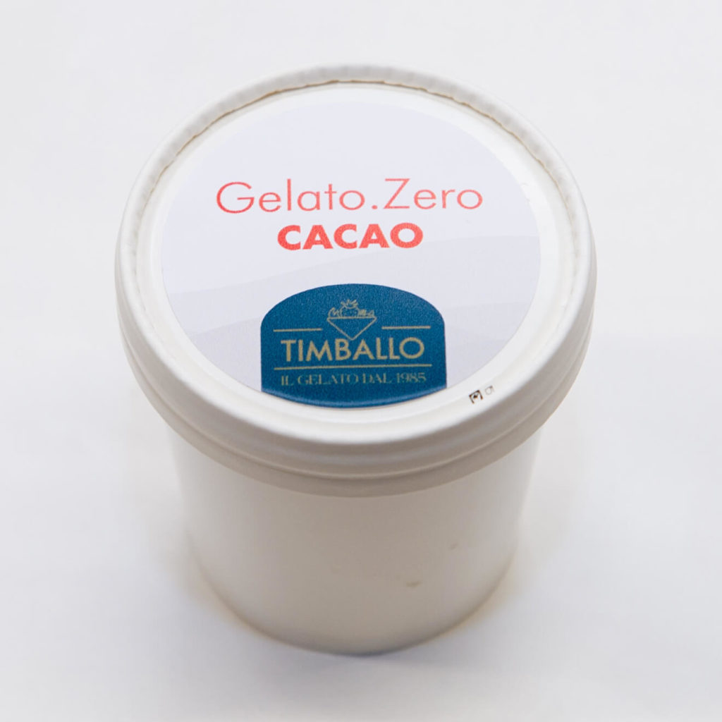 Gelato Zero Gelateria Timballo Fiordilatte Udine